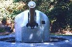 A 6-inch gun