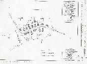 Army map of the sixth island on the causeway.