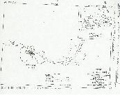 WWII Army map of Nevski Island