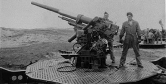 3-inch Anti-Aircraft gun