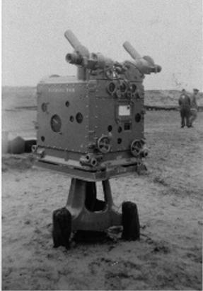 Anti-Aircraft targeting system