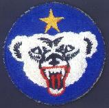 New symbol of the Alaska Defense Command